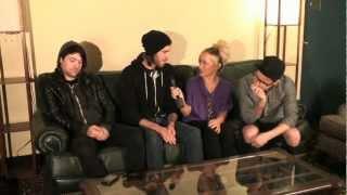 The New Cities - Mugshot - Interview
