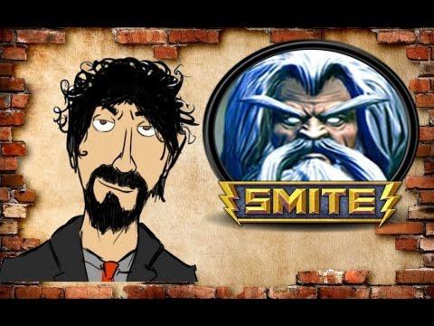 видео: smite с Некросом. Дебютный стрим на smitegame.ru.