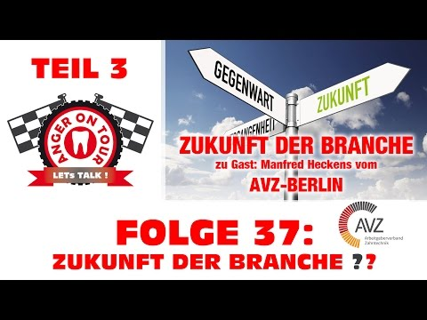 FOLGE 37 - Zu Gast MANFRED HECKENS -Präsident des AVZ-BERLIN - TEIL 3