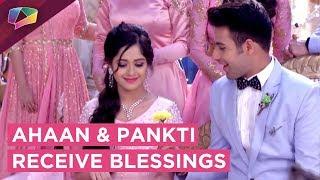 Ahaan And Pankti's Engagement Drama? | Anita's Plans | Cute Moments | Tu Aashiqui | Colors Tv