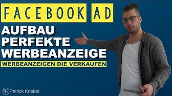 🚩Facebook Werbeanzeige  - Text, Titel & Bilder die verkaufen!