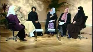 ISLAM Ahmadiyya Frauen diskutieren über das Kopftuch auf MTA - (englisch)