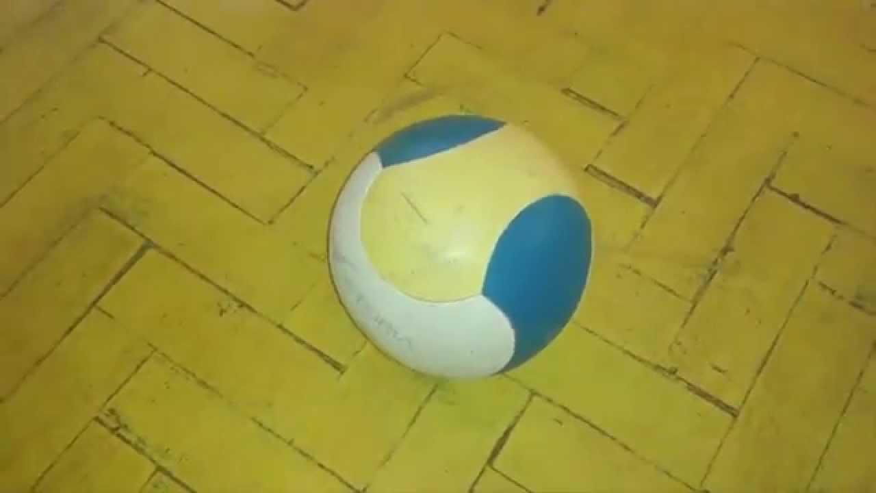 aea1b7a806abb Como fica a Bola Futsal Vitoria após mais de 40 jogos - YouTube