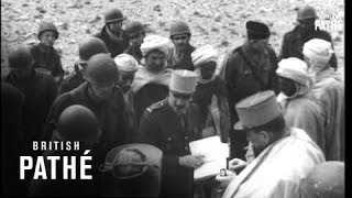 French Operations Against Algerian Rebels (1956)
