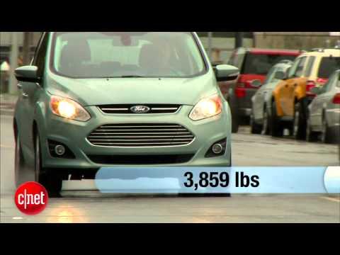 Car Tech - 2013 Ford C-Max Energi