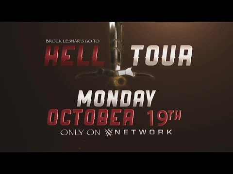 Brock Lesnar's Go to Hell Tour continues on WWE Network