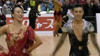 2017 WDSF World Open Latin was held in the 19th Tokyo Open DanceSpo...