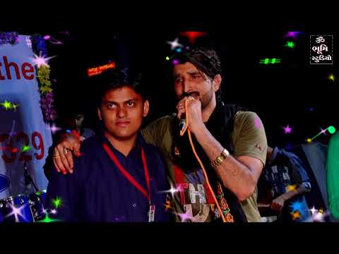 GUJARATI DJ GARBA SONG | GAMAN SANTHAL | HINGALAJ DHAM 2017 DAYRO | HD VIDEO 5
