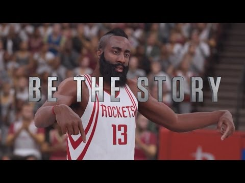 NBA 2K16 James Harden Believe Trailer!