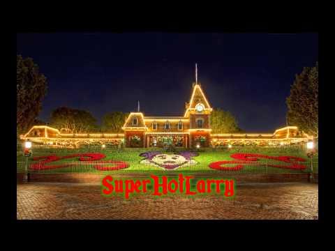 Disneyland Main Street Christmas Loop