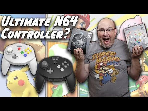 Is the Wireless Tribute64 the New Measuring Stick for N64 Controllers?