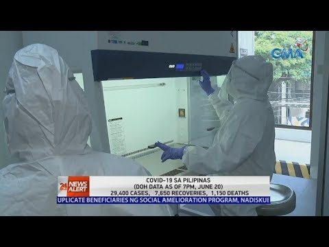 24 Oras News Alert: Philippines reports 943 new COVID-19 cases; total exceeds 29,000
