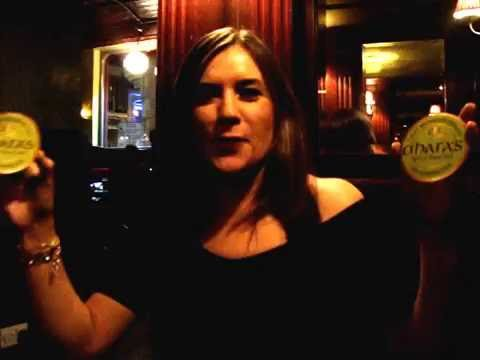 RTE broadcaster / meteorologist -  Siobhan Ryan, Slatterys Pub, Rathmines, Dublin