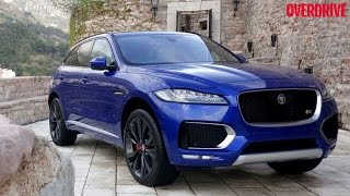 Jaguar F-Pace - First Drive Review (Montenegro)