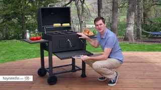 Landmann Vista Charcoal Grill - Product Review Video