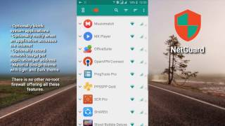 NetGuard No Root Firewall for Android - The Firewall for your Android