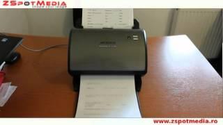 Scanner rapid de documente cu ADF format A4, ArtixScan 3130C