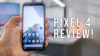 Google Pixel 4: One Month Later Review!