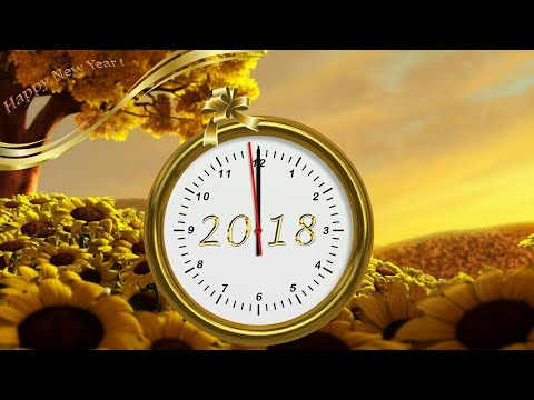 Countdown New Year 2018, New Year 2018 Greetings,SMS, New ...