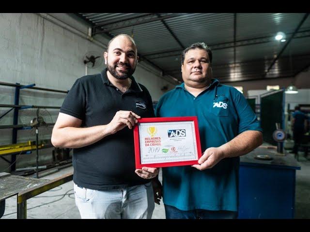 #EcolistaSJC - Melhores Empresas da Cidade 2019 - ADS Solution