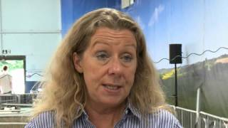 Lesley Stubbings (SCOPS) - tackling anthelmintic resistance (NSA Sheep Event 2014)