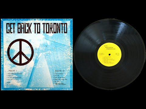 GET BACK TO TORONTO The Beatles