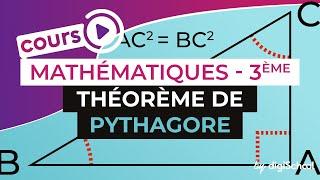 Cours de mathématiques : le théorème de Pythagore