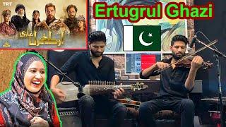 Ertugrul Ghazi (Soundtrack) | Leo Twins | Malaysian Girl Reactions