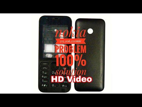 Nokia 215 mic