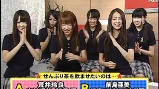 2011/09/21 (火) つながるセブン その1 SUPER☆GiRLS(スーパーガールズ...