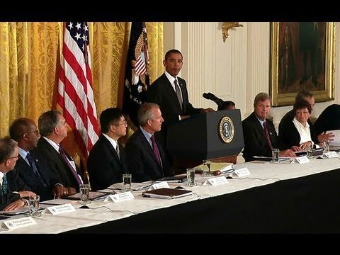 President Obama on Boosting American Exports