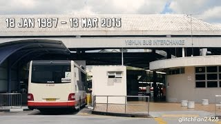 Memory Lane - Timelapse of Yishun Bus Interchange (1987 - 2015)