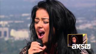 Lauren Murray Fights for Her Spot at Lives - The X Factor UK on AXS TV