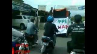 Demo Warga Tasikmalaya Tentang Pemukulan Oleh FPI
