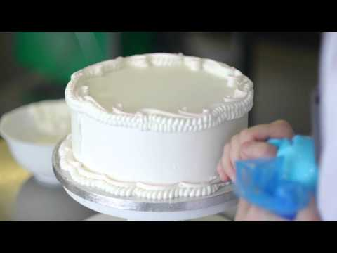 Royal Icing Cake Decoration Master Class with Charlotte Feve