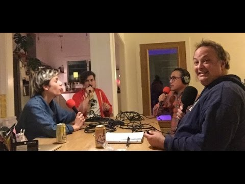 SUP DOC EP52 TICKLED with Jona Bechtolt and Claire Evans of YACHT