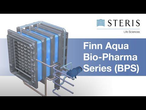 STERIS Finn-Aqua®  Bio-Pharma Series (BPS) GMP Steam Sterilizers