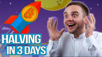 Bitcoin Halving - Price Prediction BTC | BiKo Trading Live