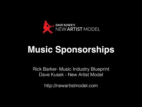 Music Sponsorship with Dave Kusek and Rick Barker http://new