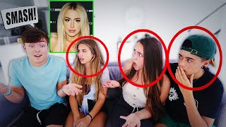 SMASH OR PASS WITH OTHER YOUTUBERS!! *AWKWARD*