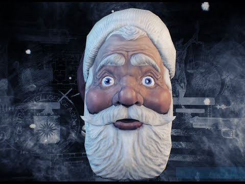 Payday 2: Surprised Santa Mask- If It Has To Be Christmas Song ...