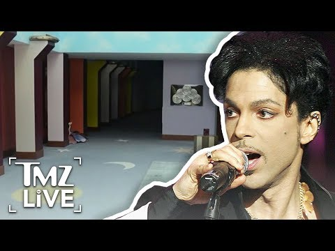 Prince's Death Scene Video Released | TMZ Live