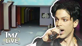 Prince's Death Scene Video Released | TMZ Live