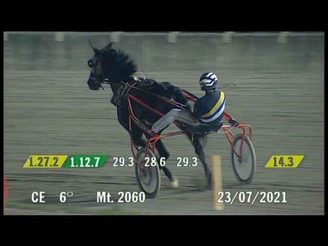 2021 07 23 | Corsa 6 | Metri 2060 | Premio Yppos