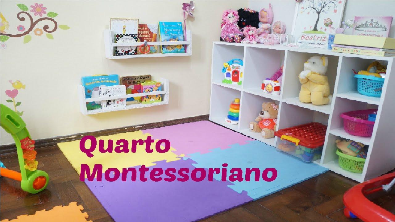 20170223104638_decoracao Quarto Bebe Montessoriano Beigit Com ~ Quarto Montessoriano Espelho E Quarto Feminino Vermelho
