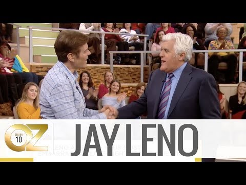 Jay Leno and Dr Oz Answer Your Most Embarrassing Late-Night Health Questions
