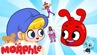 Morphle's Toy Story! - My Magic Pet Morphle   Cartoons For Kids   Morphle TV