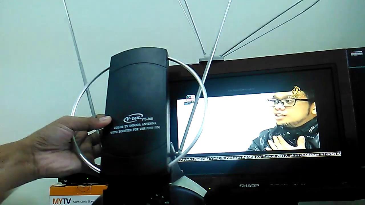 MESTI TENGOK! Macamana nak betulkan siaran MYTV CD rosak