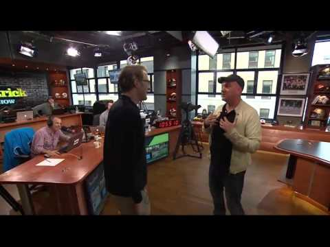 Mike O'Malley In-Studio on The Dan Patrick Show (Full Interview Part 2) 10/1/15