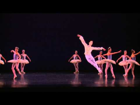 George Balanchine's Theme and Variations (clip 1)